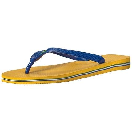 c504dada5775 Shop Havaianas Men s Urban Craft Sandal Indigo Blue - Free Shipping On  Orders Over  45 - Overstock.com - 21535071