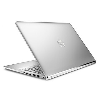 """HP ENVY 15-as020nr, Core i7, 256GB SSD, 12GB, 15.6"""" Full HD TouchScreen Laptop (Certified Refurbished) - Silver"""