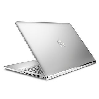 "HP ENVY 15-as020nr, Core i7, 256GB SSD, 12GB, 15.6"" Full HD TouchScreen Laptop (Certified Refurbished) - Silver"