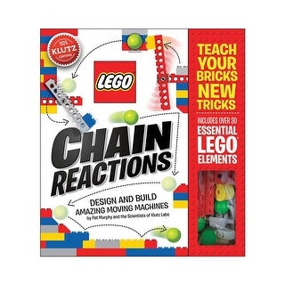 Lego Chain Reaction - Design and Build Moving Machines