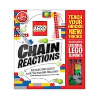 Lego Chain Reactions - Design and Build Moving Machines