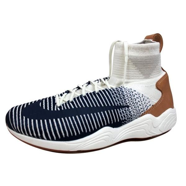 48b452c109cd4 Shop Nike Zoom Mercurial XI FK Sail College Navy-Pale Grey 844626 ...