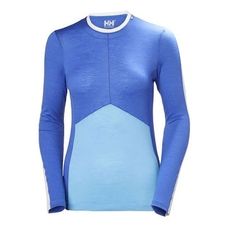 Helly Hansen 2018 Women's Merino Light Long Sleeve Top - 48366 (More options available)