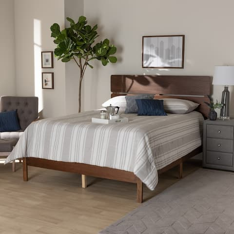 Anthony Modern and Contemporary Panel Bed