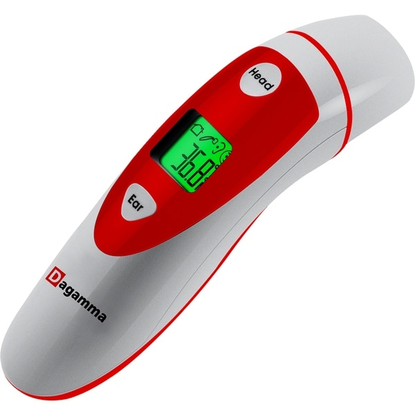 Dual Mode Baby Thermometer Forehead and Ear Mode Medical Thermometer FDA