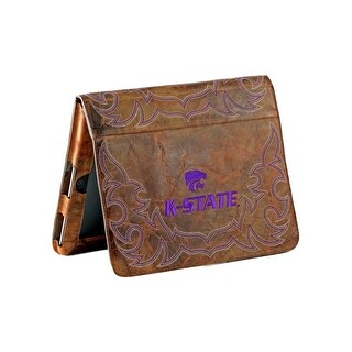Gameday iPad Case Cover Kansas State Wildcats Brass