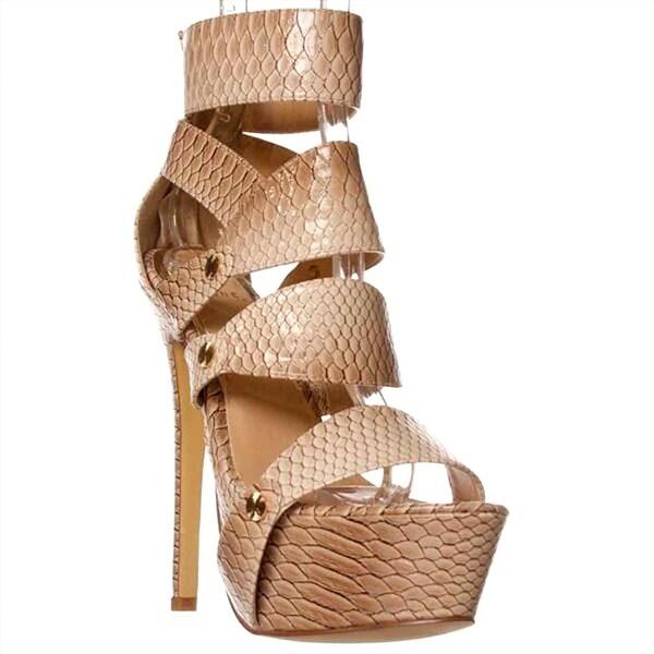 Scene Marsades Dress Sandals - White - 7