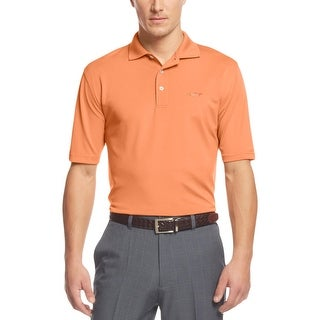 Link to Greg Norman Mens Polo Shirt Moisture Wicking Short Sleeves Similar Items in Shirts