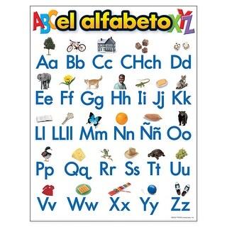 Chart El Alfabeto