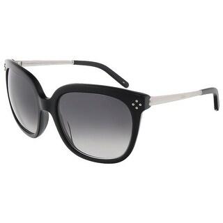 Chloe CE642S 023 Black Square sunglasses - 55-19-130