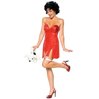 Rubies Sexy Betty Boop Adult Costume - Solid