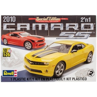 Plastic Model Kit-2010 Camaro SS 2-In-1 1:25