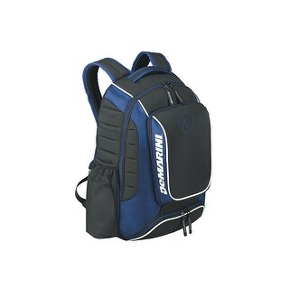 DeMarini Momentum Baseball Gear Backpack (Royal Blue)