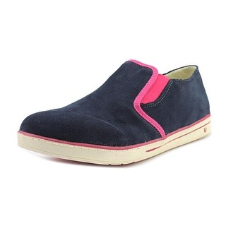 Umi Joss ii Round Toe Canvas Loafer