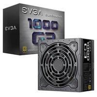 Evga 220-G3-1000-X1 Supernova 1000 G3 Fully Modular With New Hdb Fan Power Supply