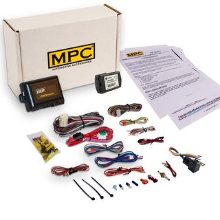 Complete Add-On Remote Start Kit With Data Module For 2011-2014 Ford E-150 - Uses Factory Remotes