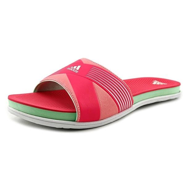 e00374647620 Shop Adidas Supercloud Plus Slide W Women Open Toe Synthetic Slides ...