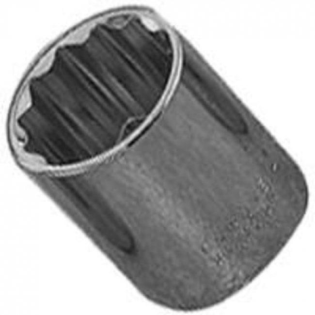 Mintcraft MT6521736 1/2 Drive Standard Socket 1-1/8, 12 Point