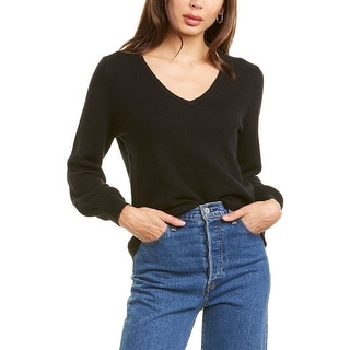 Link to Velvet By Graham & Spencer Diane Cashmere Sweater Similar Items in Women's Sweaters