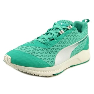 Puma Ignite XT Filtered Women Round Toe Synthetic Green Trail Running