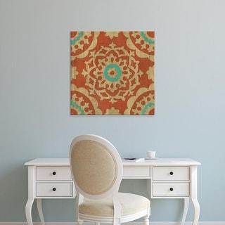 Easy Art Prints Chariklia Zarris's 'Masala I' Premium Canvas Art