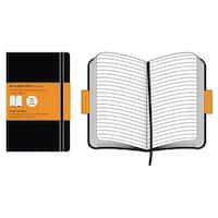 Moleskine Soft Notebook - Large Soft Notebook - Squared Notebook