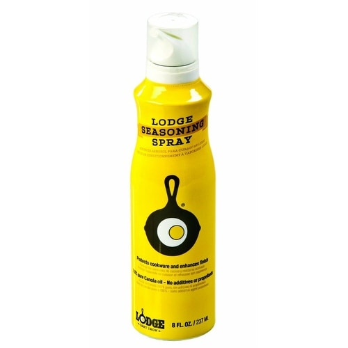 Lodge A-SPRAY Cast Iron Seasoning Spray, 8 oz. Can
