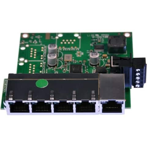Brainboxes sw-105 embedded 5port ethernet switch