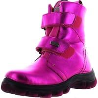 Naturino Girls Leeward Rain Step Waterproof Winter Boots