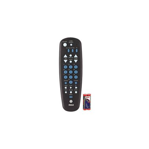 GE/RCA RCU300T 3 Device Universal Remote Control