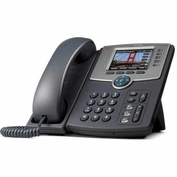Cisco SPA525G2 5-Line IP Phone with Color Display