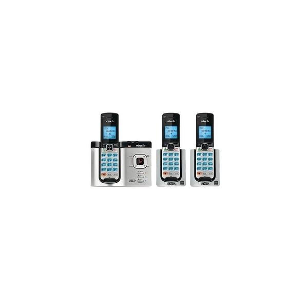 Vtech DS6621-2 plus one DS6600 3 Handset Corded Cordless Phones