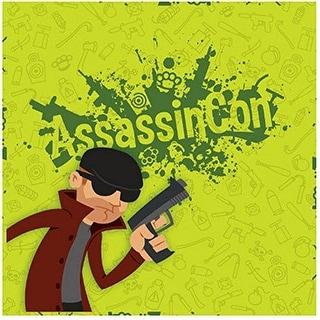 AssassinCon Board Game
