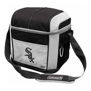 Coleman 24 Can Soft Sided Cooler - Chicago White Sox - Black
