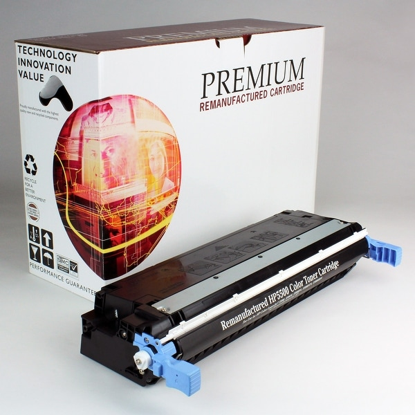 Re Premium Brand replacement for HP 645A Black Toner C9730A