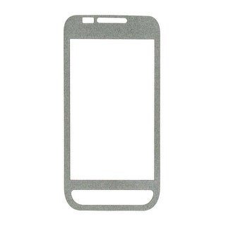 OEM Verizon Samsung Fascinate SCH-I500 Glitter Screen Protector (Silver) (Bulk P
