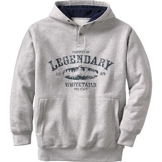 Legendary Whitetails Mens Woodsman Double Layer Hoodie