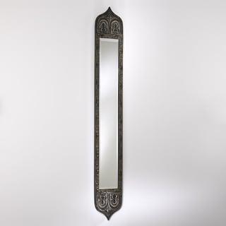 "Cyan Design 01338  55"" Skinny Tall Mirror - Rustic with Verde"