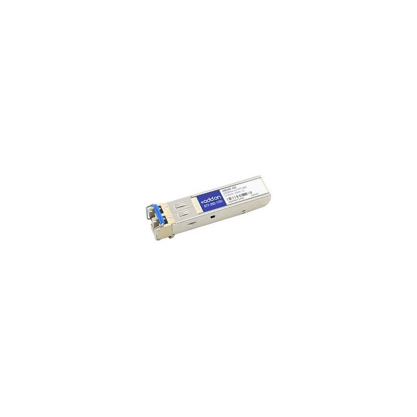 AddOn J4859C-AO AddOn HP J4859C Compatible 1000Base-LX SFP Transceiver (SMF, 1310nm, 10km, LC) - 100% application tested and