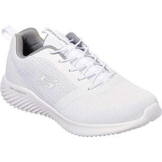 skechers shoes for men white