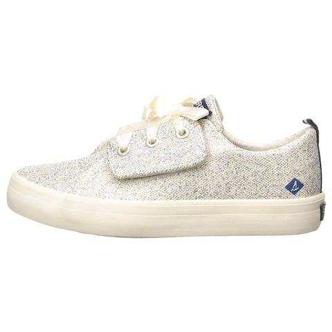Sperry Womens Crest Vibe Low Top Lace Up Fashion Sneakers