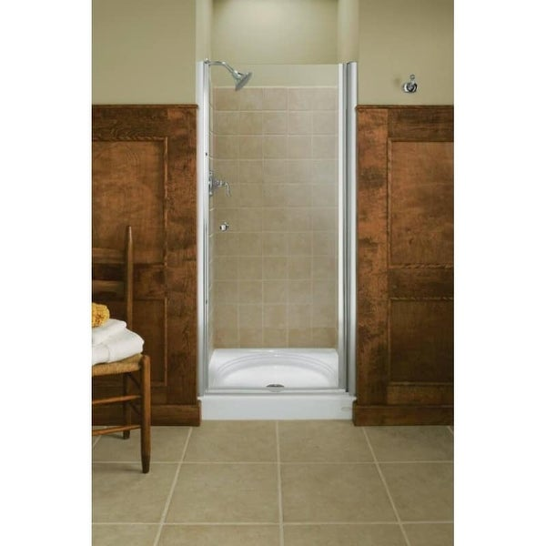 Kohler K-702402-L Frameless Pivot Shower- 30\