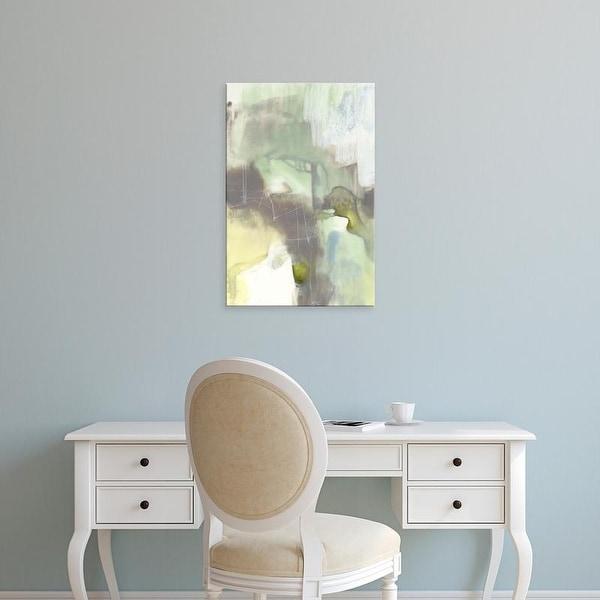 Easy Art Prints Jennifer Goldberger's 'Pastel Steppe I' Premium Canvas Art