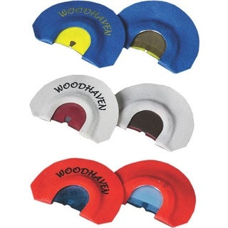 Woodhaven Calls Wh092 Woodhaven Custom Calls Ghost Series 3 Pack Mouth Calls