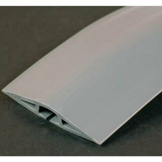 Wiremold CDG-5 Corduct Overfloor Cord Protector, 5', Gray