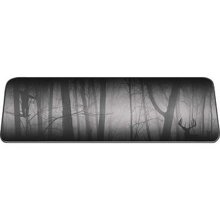 Legendary Whitetails Moment Of Truth Large Rear Truck Window Tint - Silver
