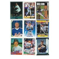 This is a Random Lot of 9 Autographed Cards You will receive all cards in the picture This Lot incl