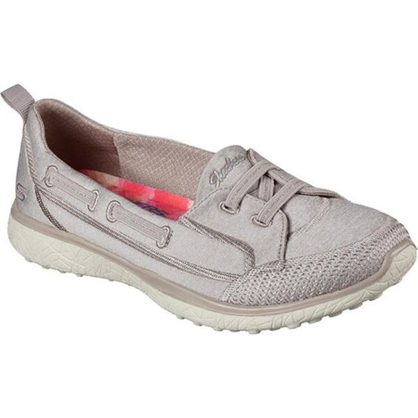 Shop Skechers Women's Microburst Topnotch Walking Slip On