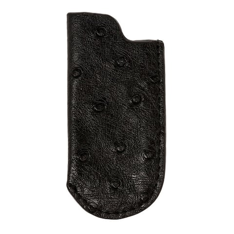 Black Scale Mens Feuer Lighter Case Lighter Pouch, Black, One Size - One Size