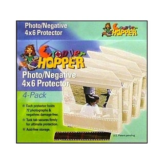 Cropper Hopper Photo/Negative Protector 4x6 4pc